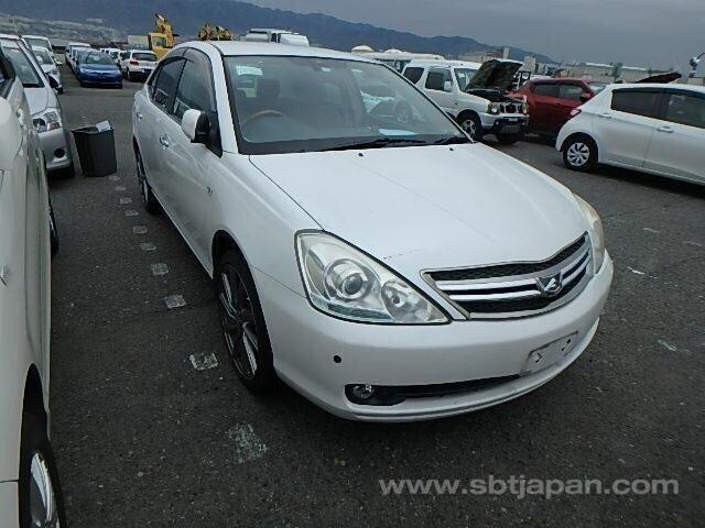 Toyota allion, 2007