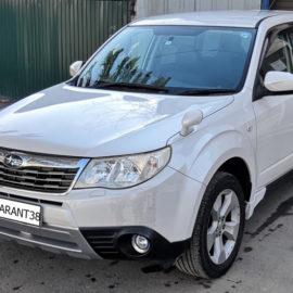 Subaru Forester, 2010-2012