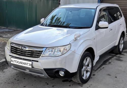 Subaru Forester 2010 2012 1