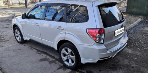 Subaru Forester 2010 2012 2