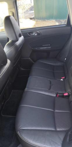Subaru Forester 2010 2012 5